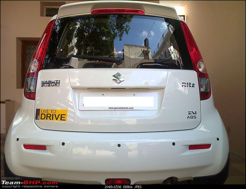 Maruti Ritz ZXi – Review and Ownership-photo0044.jpg