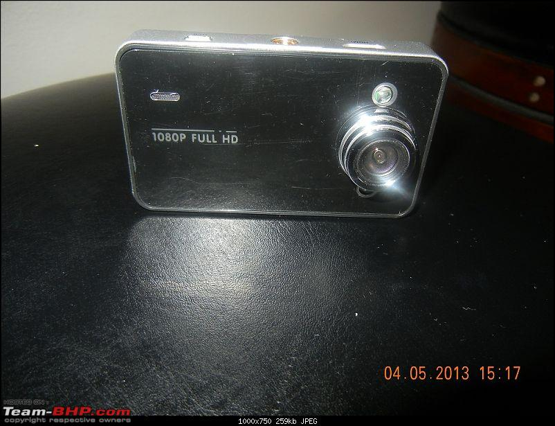 India to USA : Boss II to Boss III! My Ford Explorer-car-dvr-front.jpg