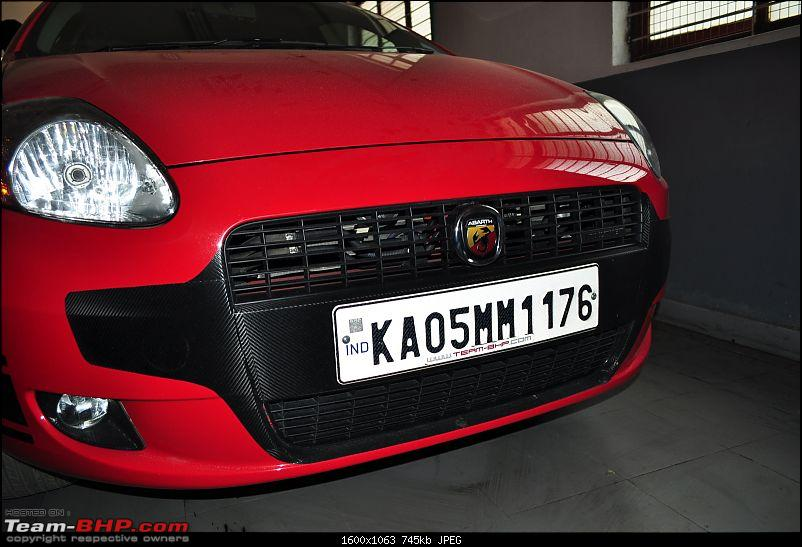 The Red Rocket - Fiat Grande Punto Sport. *UPDATE* Interiors now in Karlsson Leather-dsc_0891.jpg