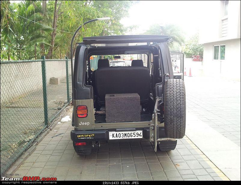 Call of the wild - Mahindra Thar CRDe-rear-full-open.jpg