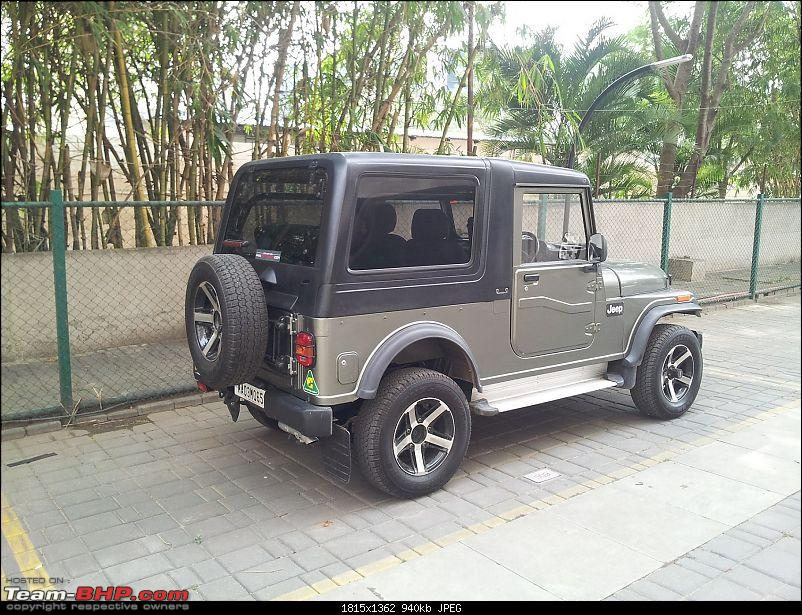 Call of the wild - Mahindra Thar CRDe-right-profile.jpg