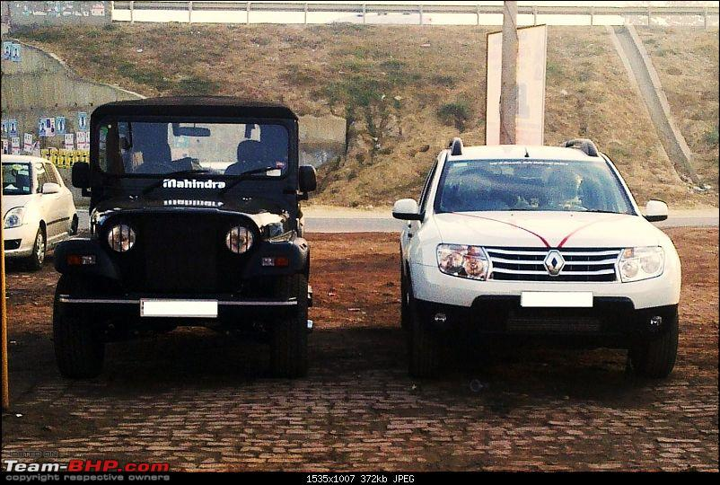 It's an SUV, it's a Sedan...No it's a Crossover! The Renault DUSTER: Ownership Review-comparison-thar.jpg