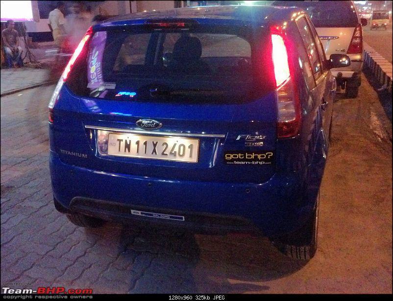 My Kinetic Blue Ford Figo Titanium Diesel. EDIT: 10K service completed-img_20130711_194706.jpg