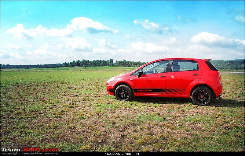 The Red Rocket - Fiat Grande Punto Sport. *UPDATE* Interiors now in Karlsson Leather-img_1149.jpg