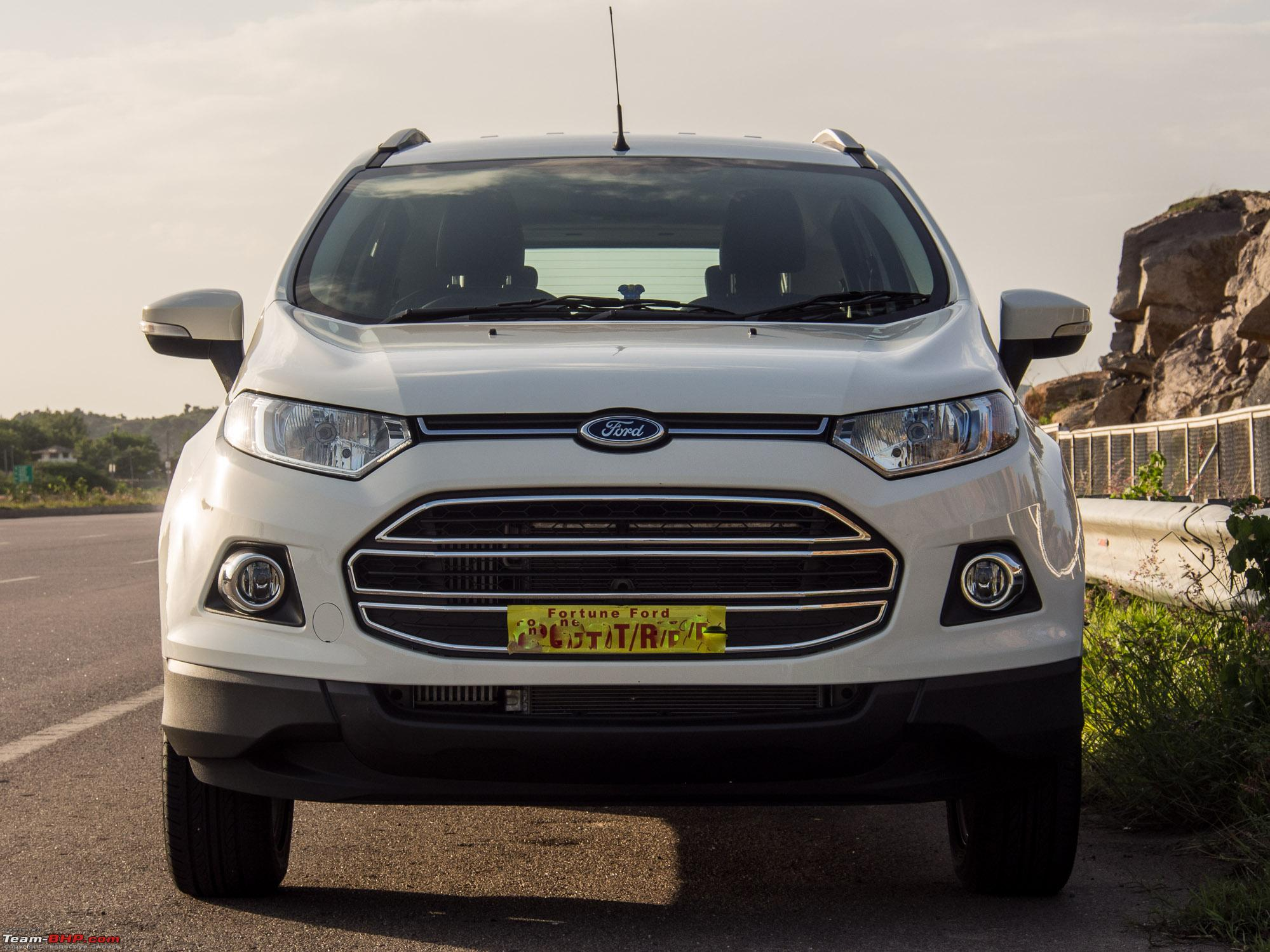 Image Result For Ford Ecosport White Colour