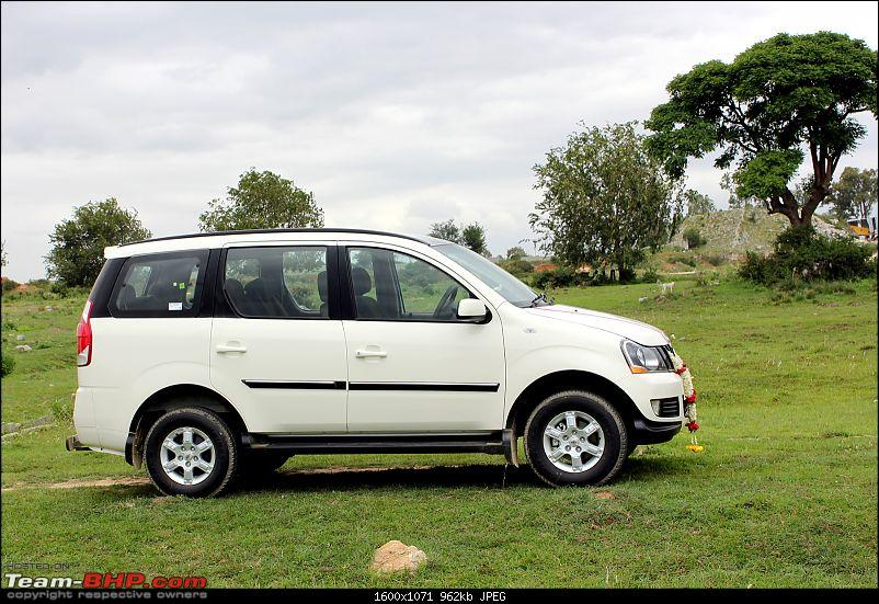 Back to Diesel Power - Diamond White Mahindra Xylo H8 with ABS-img_2135.jpg