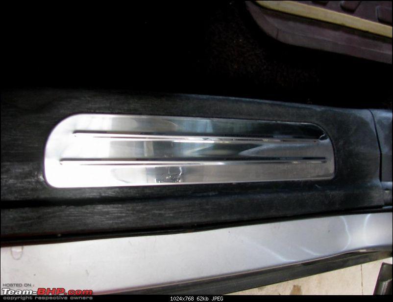 Debuda's Silver Mahindra XUV500 W6 @ Jamshedpur-img_9343.jpg
