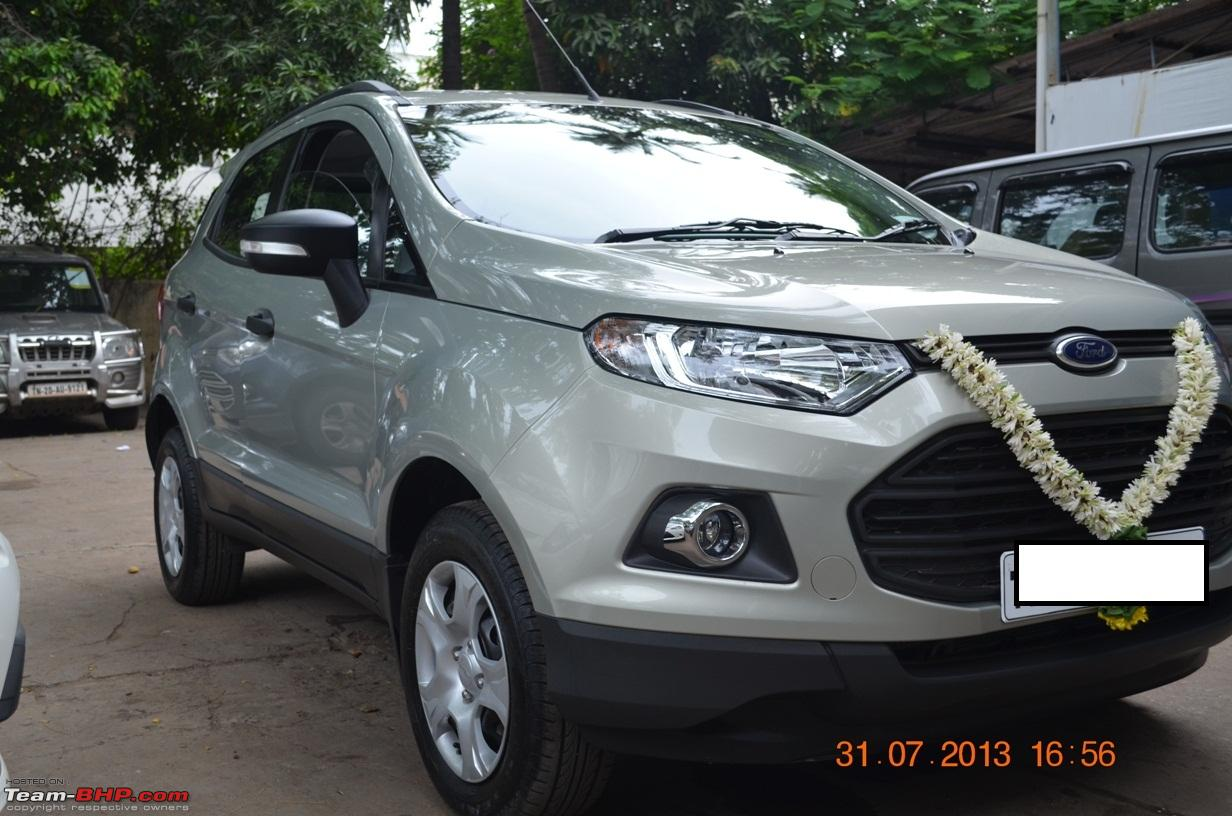 Ford Ecosport Diesel Official Review Team Bhp ~ Ford EcoSport