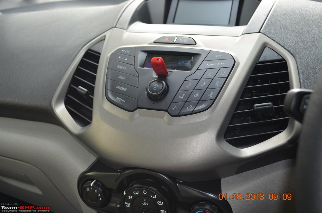 My chill pill ford ecosport 1 5l diesel ambient variant update