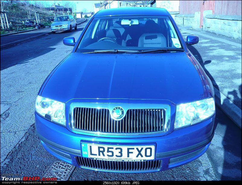 Test drive: Superbly equipped 7 star luxury on wheels. Skoda Superb!-p1010139.jpg