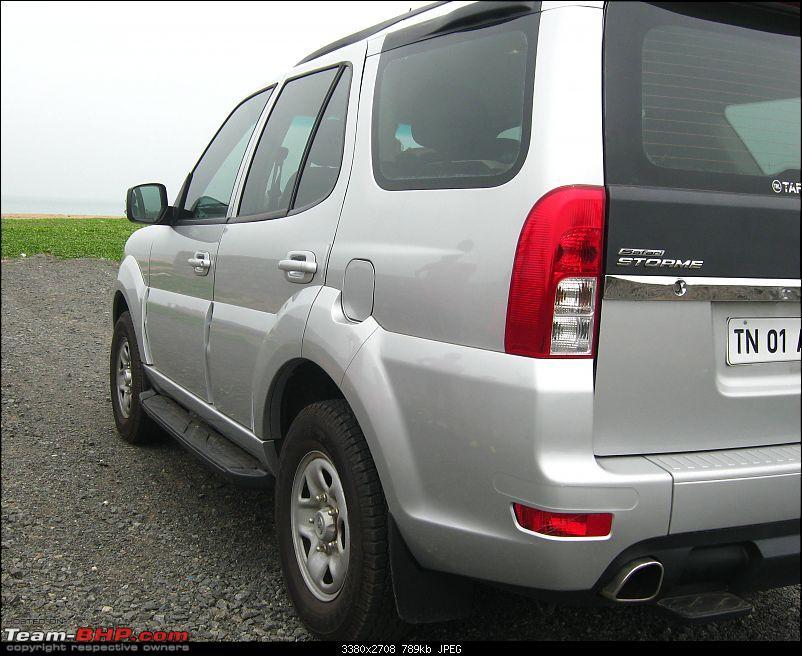 Stormed and How! Tata Safari Storme LX Review. EDIT: Sold!-img_1698.jpg