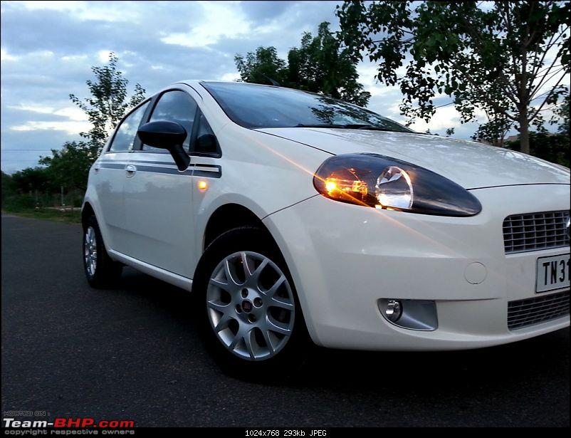 Italiano Bellezza - Fiat Grande Punto 1.3 MJD Emotion. EDIT : 2nd Service update-90smoke.jpg