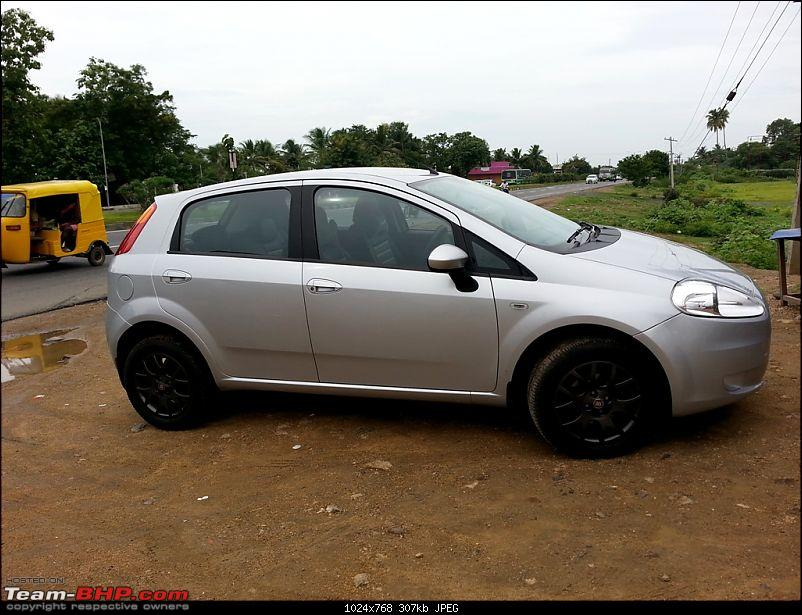 Italiano Bellezza - Fiat Grande Punto 1.3 MJD Emotion. EDIT : 2nd Service update-20130812_091723.jpg