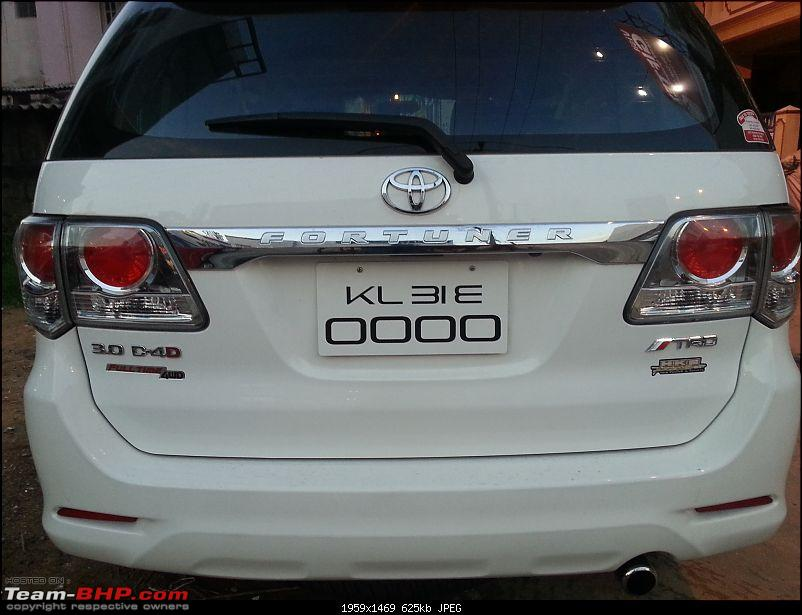 KL-31-E-X00X : 2013 Toyota Fortuner, the world is mine-20130831_183124.jpg