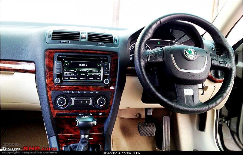 Luxury personified : Skoda laura TDI AT Elegance EDIT: Now sold!-photo-2.jpg