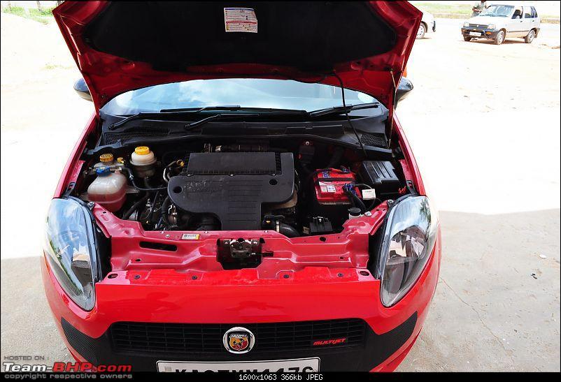 The Red Rocket - Fiat Grande Punto Sport. *UPDATE* Interiors now in Karlsson Leather-dsc_0036.jpg