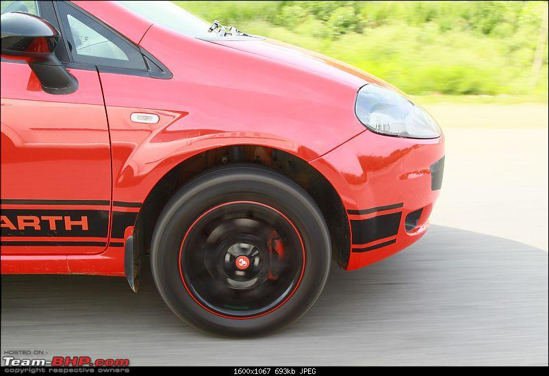 The Red Rocket - Fiat Grande Punto Sport. *UPDATE* Interiors now in Karlsson Leather-img_3921.jpg