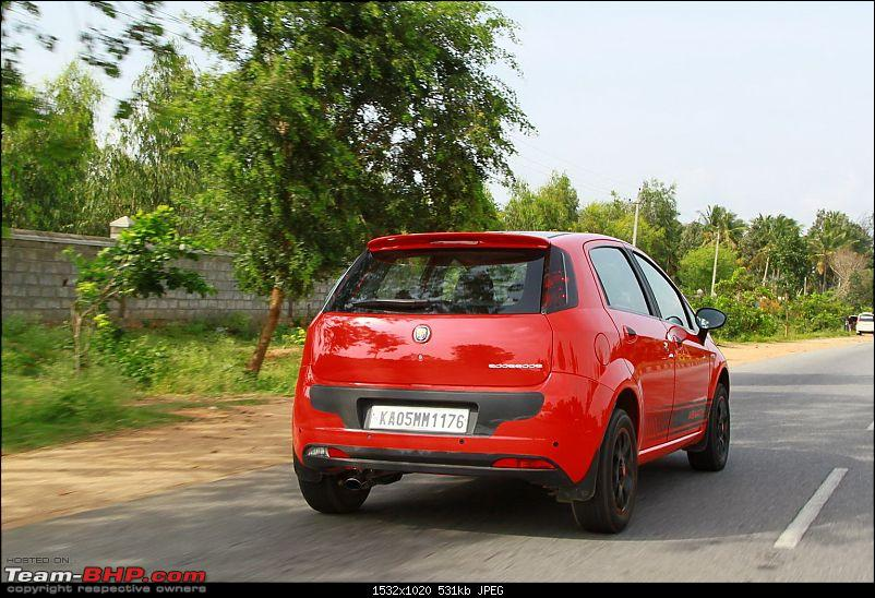 The Red Rocket - Fiat Grande Punto Sport. *UPDATE* Interiors now in Karlsson Leather-img_3943.jpg