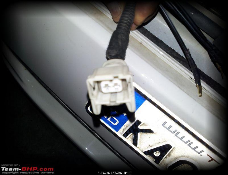 The Red Rocket - Fiat Grande Punto Sport. *UPDATE* Interiors now in Karlsson Leather-horn-coupler.jpg