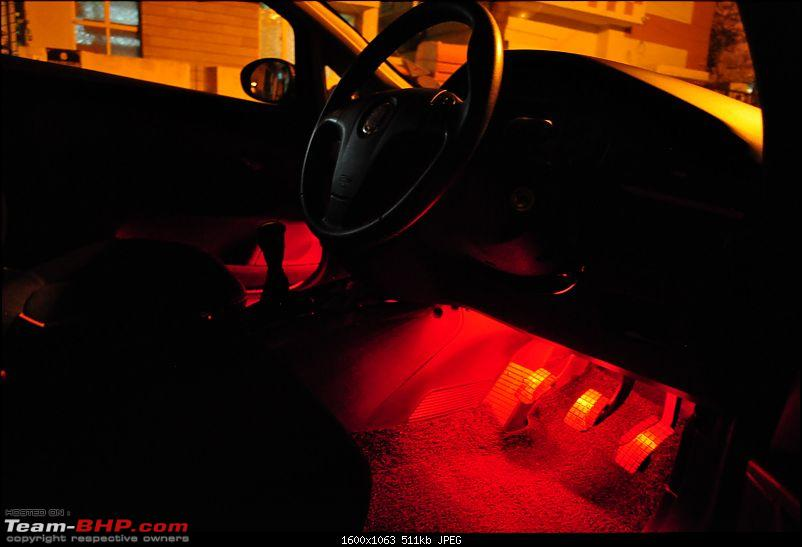 The Red Rocket - Fiat Grande Punto Sport. *UPDATE* Interiors now in Karlsson Leather-dsc_0113.jpg