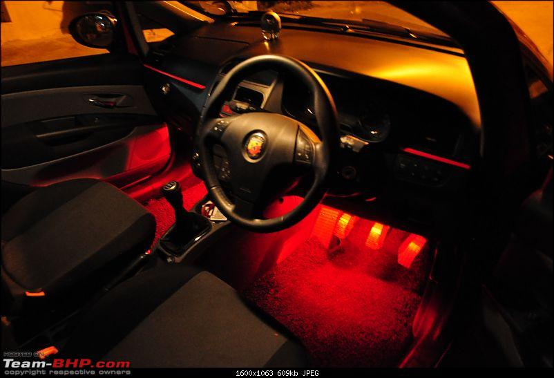 The Red Rocket - Fiat Grande Punto Sport. *UPDATE* Interiors now in Karlsson Leather-dsc_0115.jpg