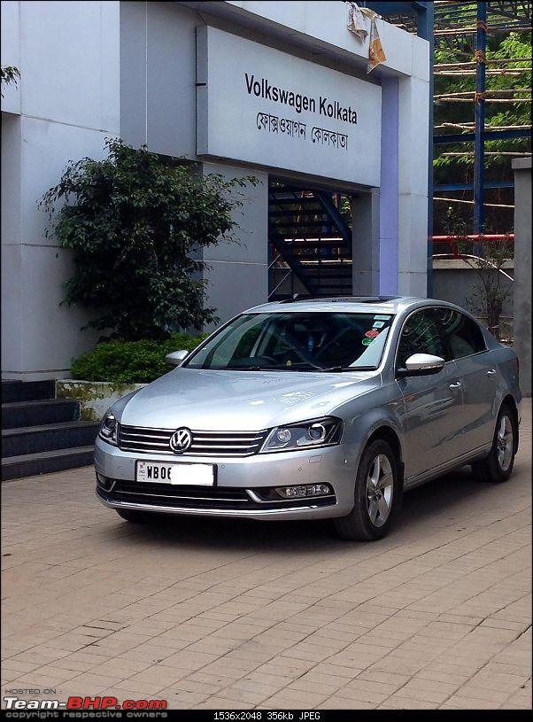 2012 Volkswagen Passat Highline - The beast finally comes home!-photo-3.jpg
