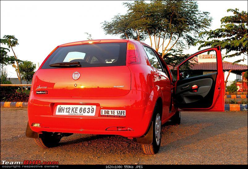 'The Red' is home: Fiat Punto 1.3 MJD Dynamic. EDIT: 30,000 kms up!-img_8064.jpg