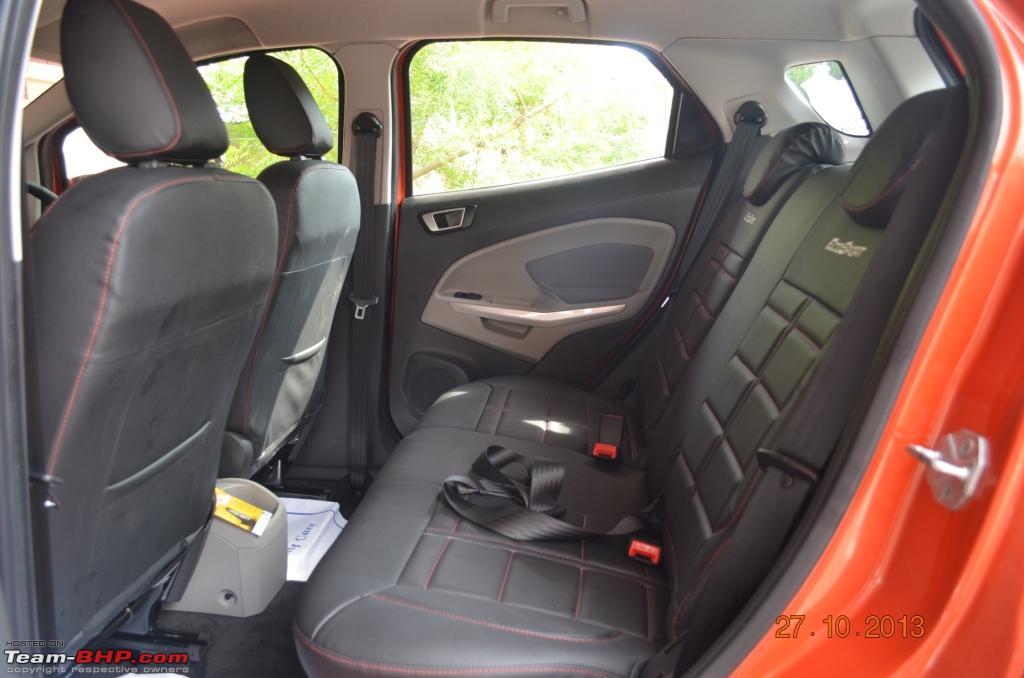 Ford Ecosport 1 5l Diesel Trend Variant The Machine I