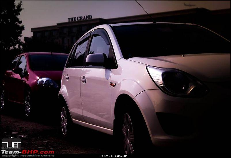 My 1st diesel: Diamond white Ford Figo ZXI. Interior Pics on Pg 3-1466201_10201633501378264_796172453_n.jpg