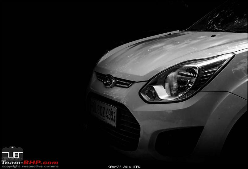 My 1st diesel: Diamond white Ford Figo ZXI. Interior Pics on Pg 3-1471276_10201633505738373_1414812726_n.jpg