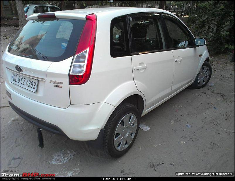 My 1st diesel: Diamond white Ford Figo ZXI. Interior Pics on Pg 3-img_20131102_145359.jpg