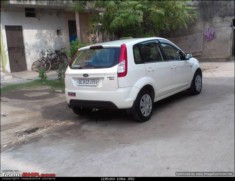 My 1st diesel: Diamond white Ford Figo ZXI. Interior Pics on Pg 3-img_20131028_113150.jpg