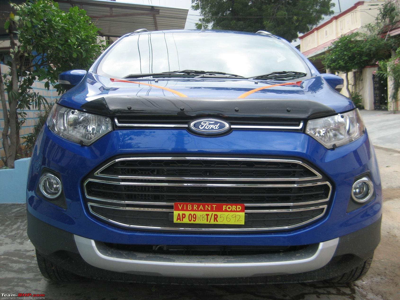 Waited for 2 years ford ecosport 1 0l ecoboost heart img_2727