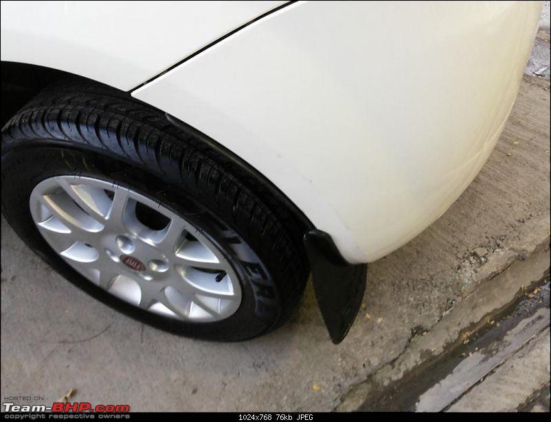 Petrolhead turns dieselhead - BNW Fiat Grande Punto MJD Emotion comes home-20140111_180856.jpg