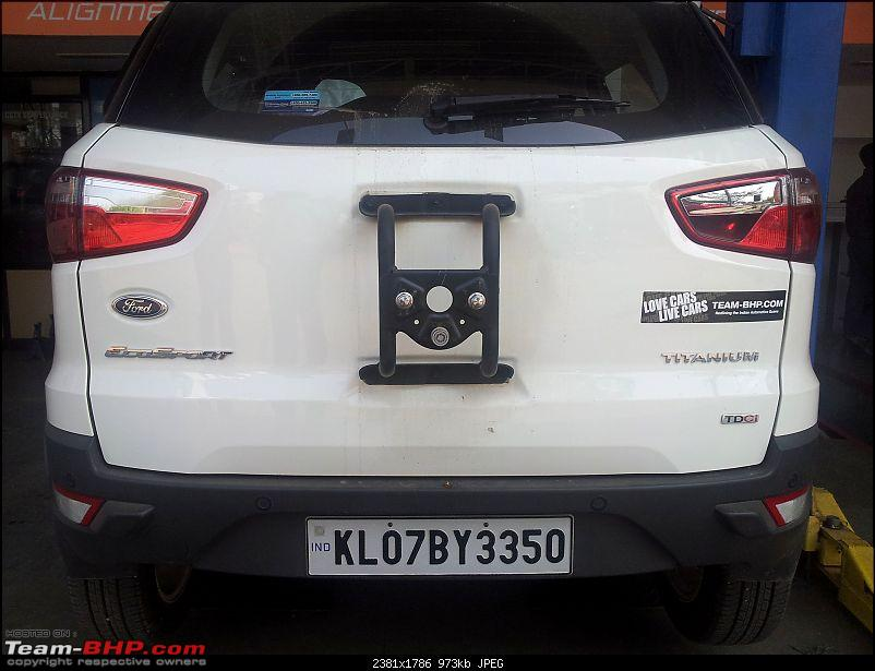 Ford EcoSport 1.5D Titanium - Owner's Log of the Beauty, or the Beast?-20140111_113300.jpg
