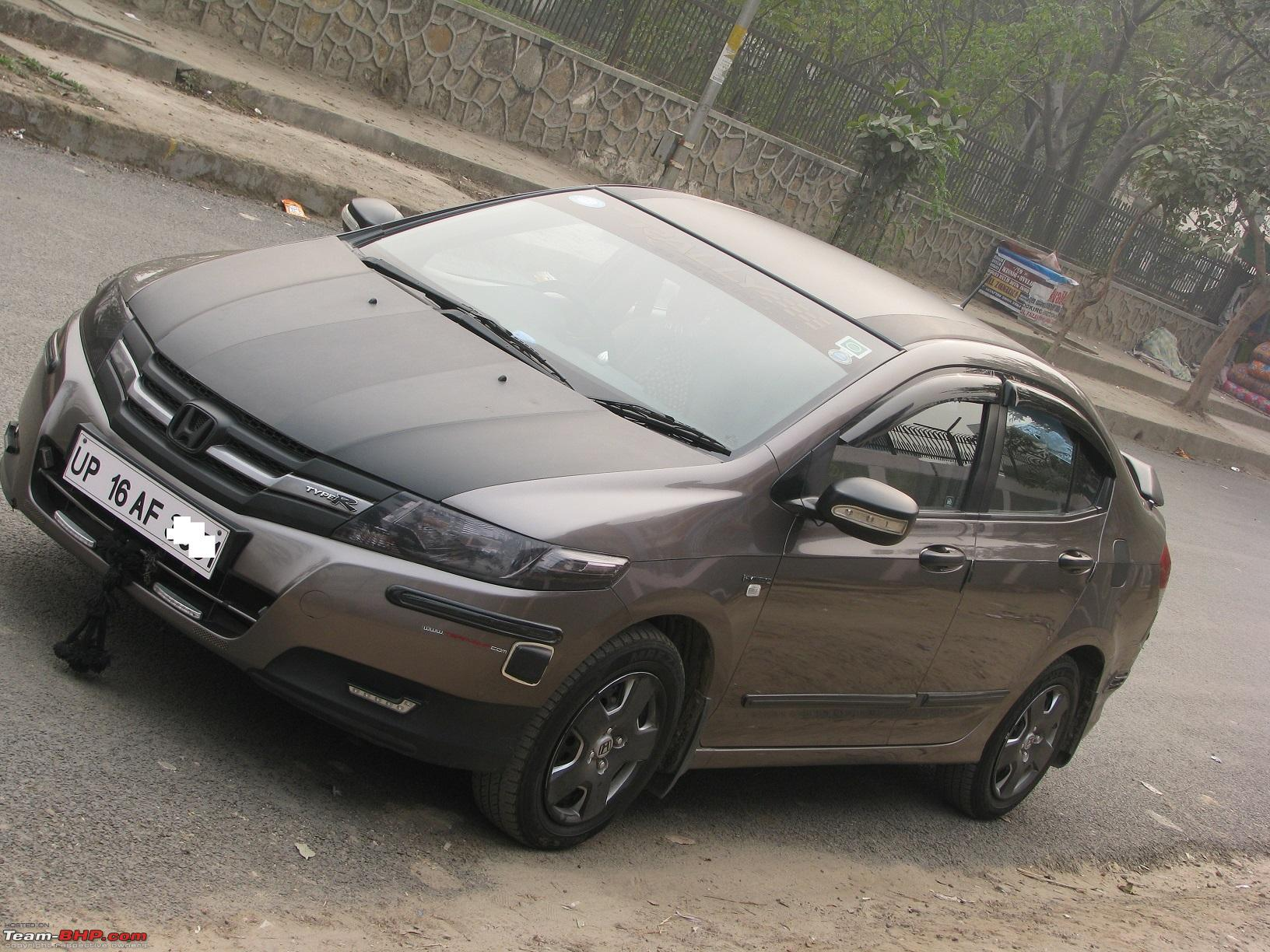 Honda City I Vtec 1 5l With K Amp N Nitto Ss Exhaust Leds