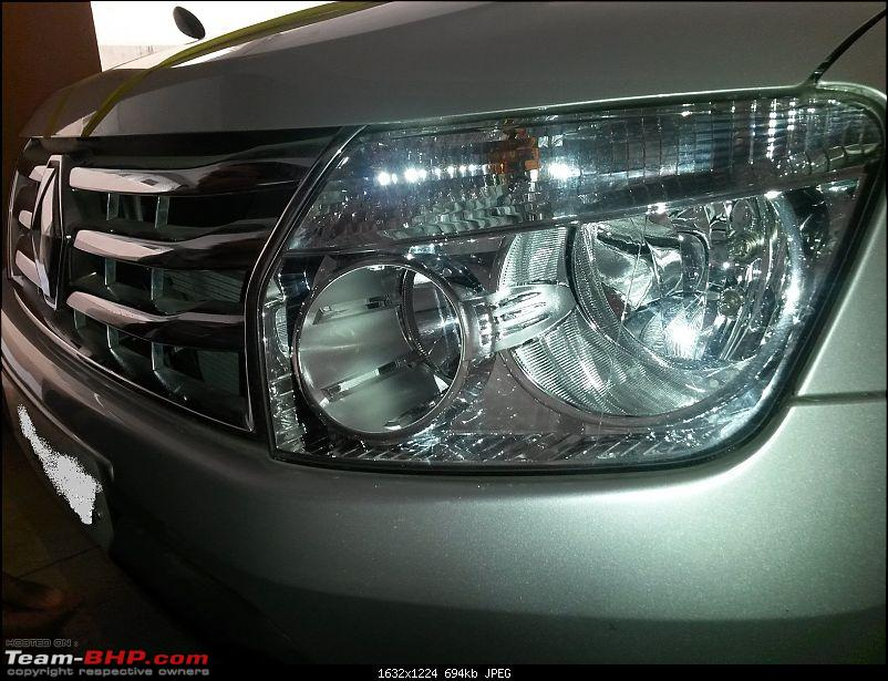 My SilverDUST Experience: Renault Duster 85HP RXL Option pack with Navigation-20140201_150941.jpg