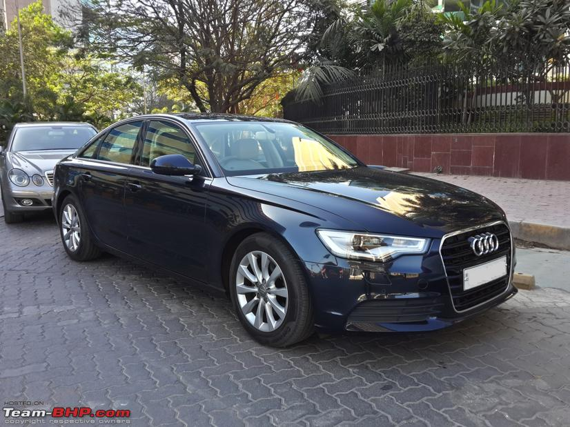 2011 audi a6 2.0 tdi. update: 6 years, 40,000 kms! - page 6 - team-bhp