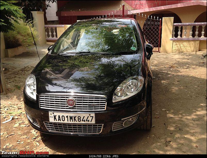 The Perfect Gift � Hip Hop Black Fiat Linea T-Jet. EDIT: 1,000 kms up-img_1699.jpg