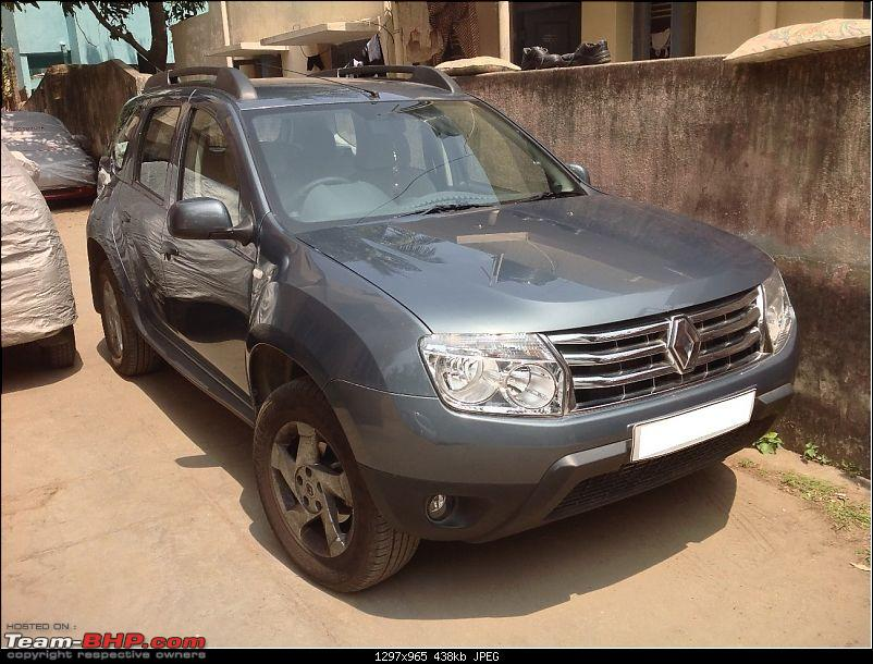 My Renault Duster 85PS - 3 month / 4500 km Report-.jpg