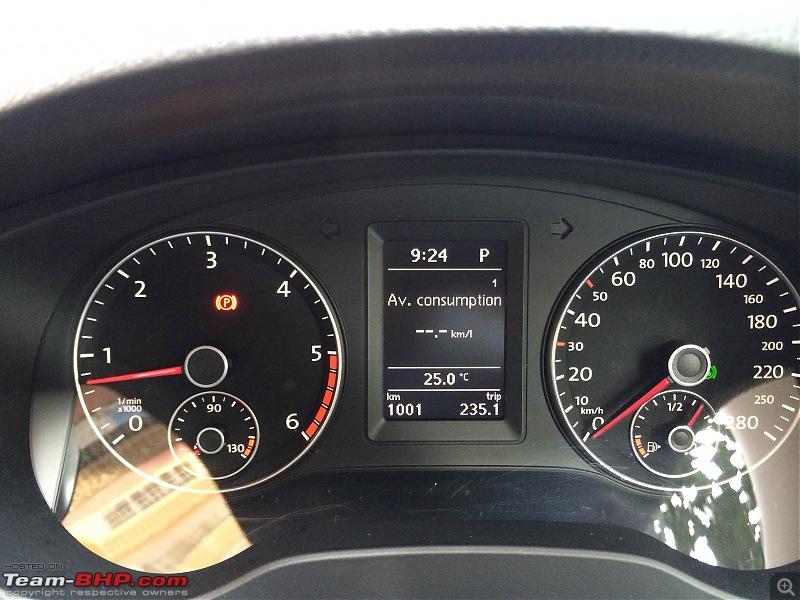 Back in Black! A VW Jetta Highline DSG comes home-1000-kms-odo.jpg