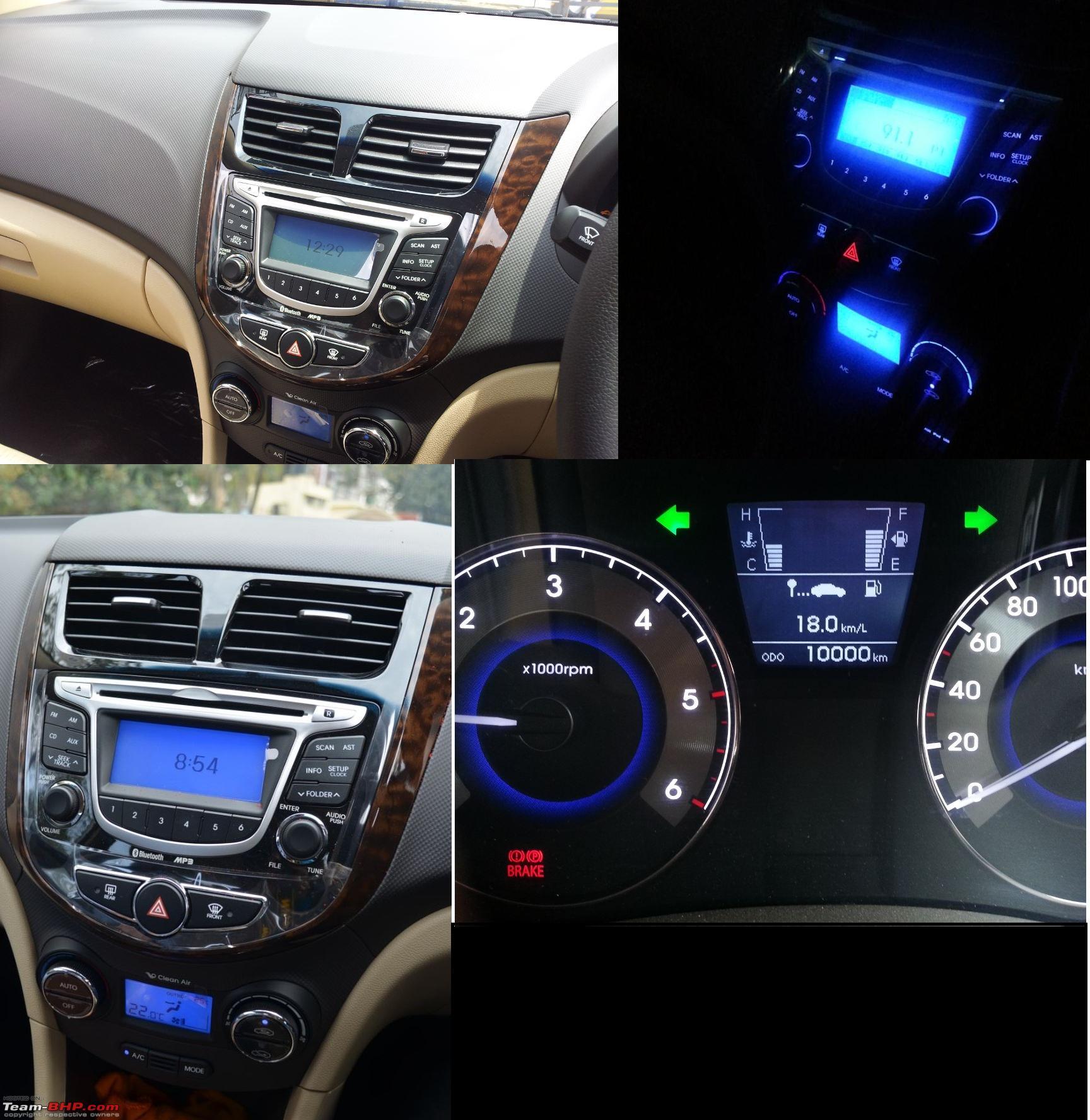 Hyundai Verna Fluidic SX 16L Diesel The Street Hawk Cc1