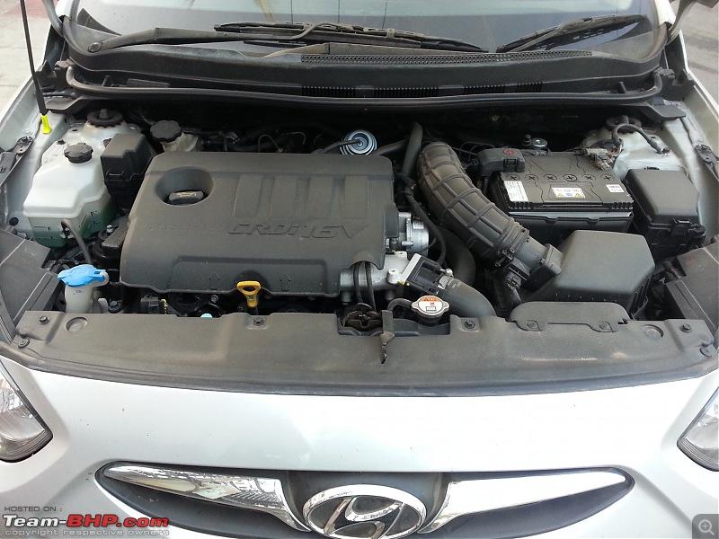 Hyundai Verna Fluidic SX 1.6L Diesel: The Street Hawk-engine-pics-1.jpg
