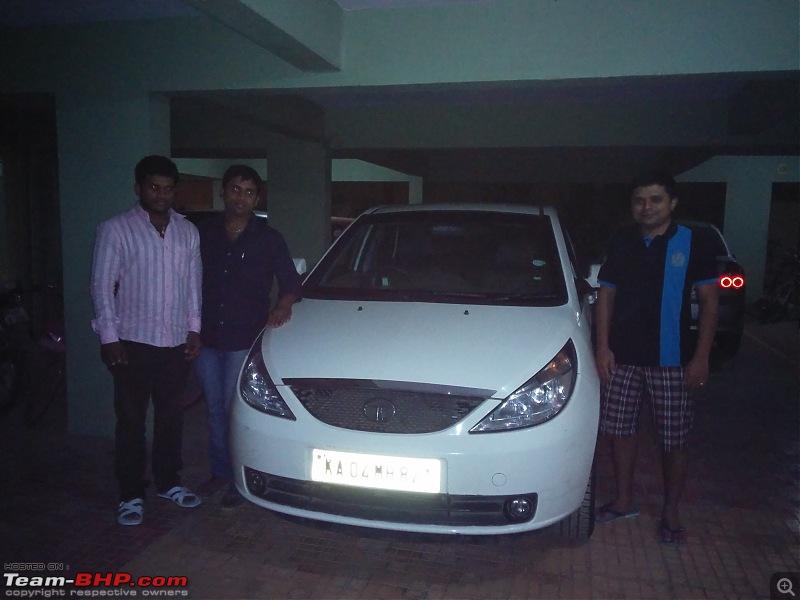 Mahindra XUV500 W6 - The Black Beast comes home-img_20140303_204346.jpg