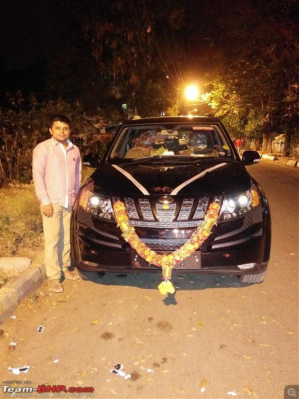Mahindra XUV500 W6 - The Black Beast comes home-img_20140307_200808.jpg