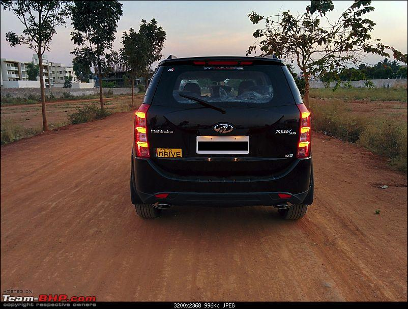 Mahindra XUV500 W6 - The Black Beast comes home-img_20140316_183250.jpg