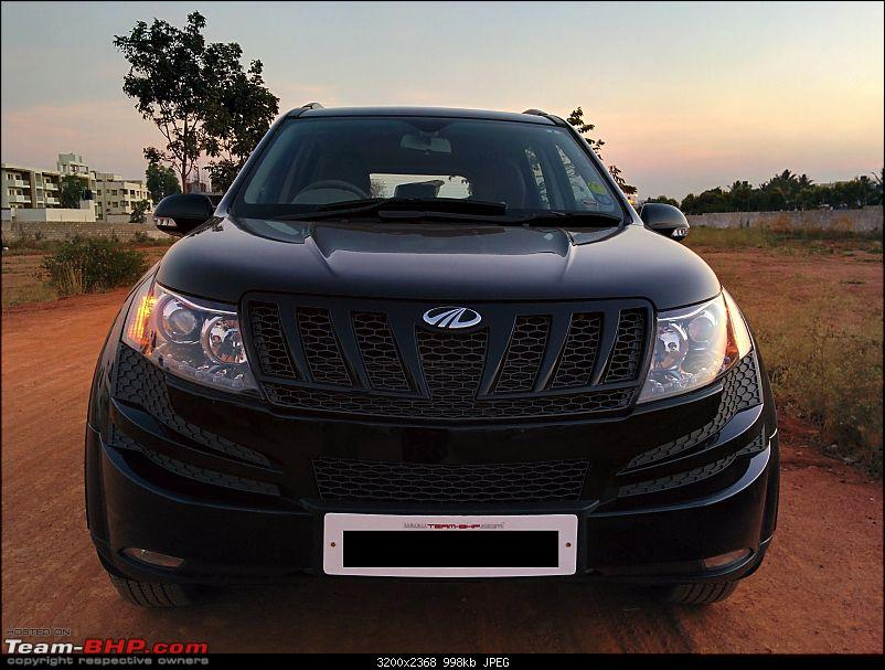 Mahindra XUV500 W6 - The Black Beast comes home-img_20140316_183632.jpg