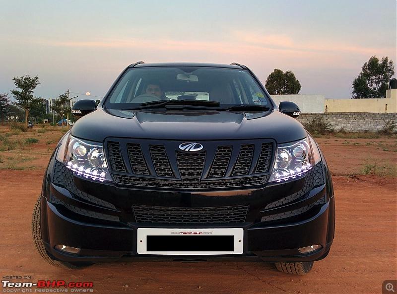 Mahindra XUV500 W6 - The Black Beast comes home-img_20140316_183434.jpg