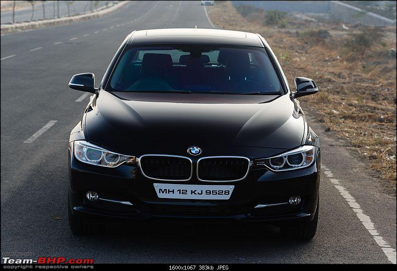 A dream come true! My BMW 320d Sportline -Now Sold-frontdark1.jpg