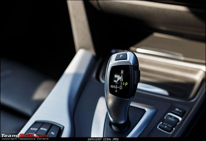 A dream come true! My BMW 320d Sportline -Now Sold-gear_knob.jpg